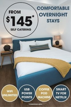 Loxton Courthouse_Room Rate_Poster_From $145