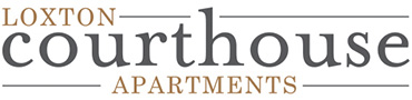 Loxton Courthouse Apartments Retina Logo